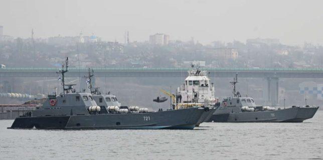 Ucraina: Washingtonul denunţă ''escaladarea'' Moscovei în Marea Neagră (Departamentul de Stat)