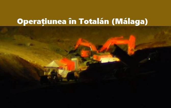 Spania, Málaga: Operațiunea de salvare s-a încheiat, trupul minorului, găsit fără viață