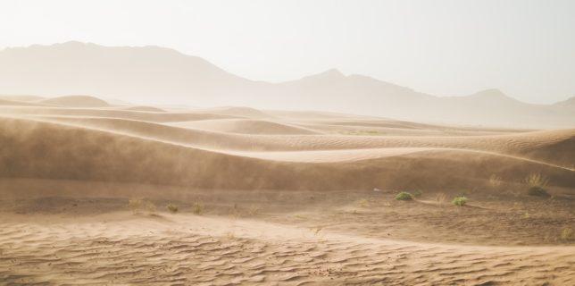 Un alt nor de praf saharian urmează să ajungă deasupra Europei