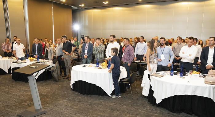 Un eveniment de afaceri pentru afaceri: A avut loc a patra ediție Business Support Madrid