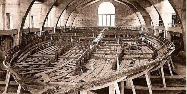 Un oraş din Italia cere Germaniei despăgubiri pentru distrugerea unor corăbii de pe timpul lui Caligula