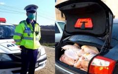 Mureş: Un poliţist din Iclănzel cumpără bătrânilor pâine din banii săi; le-a compus şi o poezie
