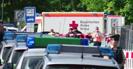 Un român, printre răniții în incidentul armat dintr-o gară în apropiere de Munchen