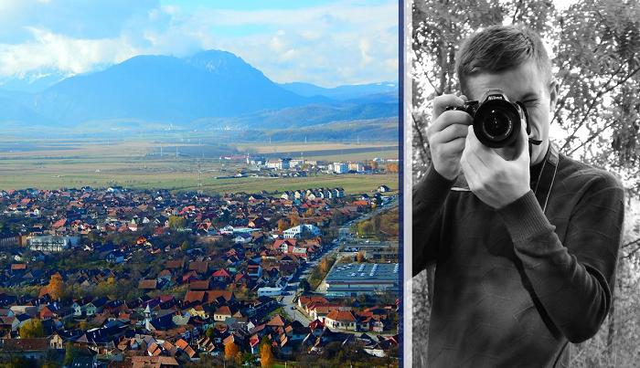 Un vasluian pasionat de fotografie le arată românilor cât de frumoasă e România