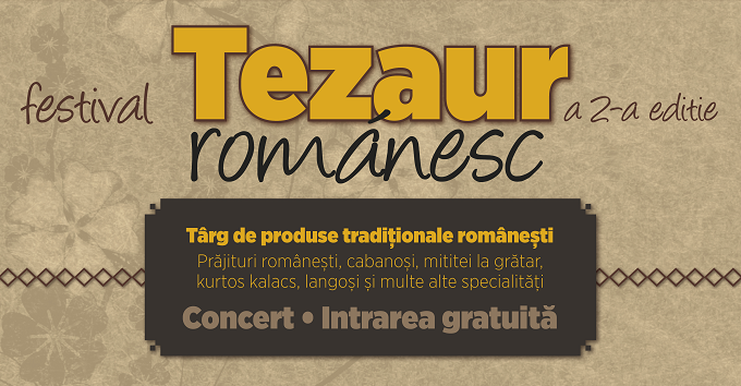 Uniunea Muncitorilor Români vă invită la a 2-a ediție a Festivalului - Tezaur Românesc