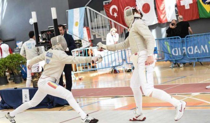 Universiada 2019: România a ocupat locul 4 în concursul masculin pe echipe la sabie