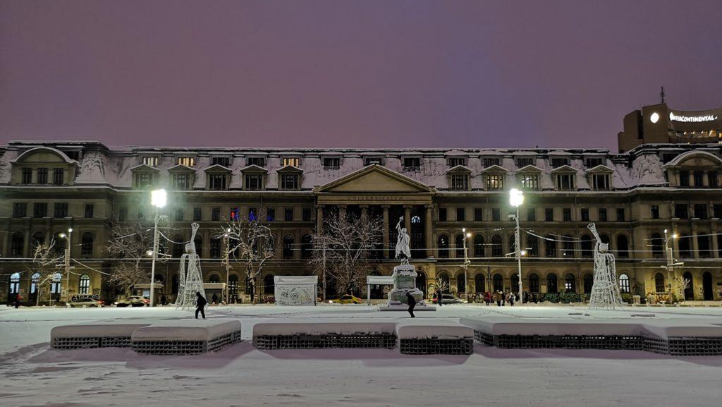 Universitatea din Bucureşti - prima poziţie în România în domeniul Ştiinţelor sociale în topul RUR World University Rankings