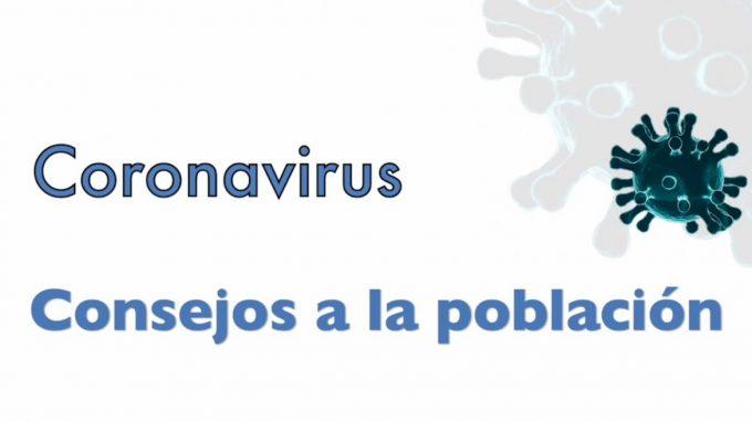 VIDEO: Consejos Preventivos frente al Coronavirus e Información de Interés para el Ciudadano