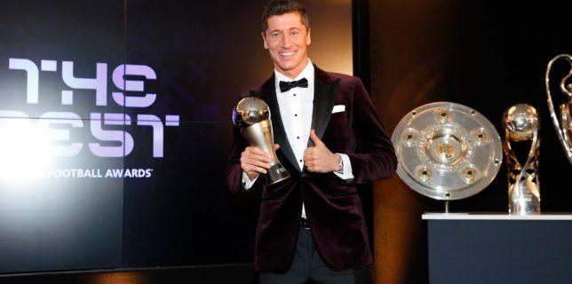VIDEO Fotbal: Premiile FIFA ''The Best'' - Polonezul Robert Lewandowski, cel mai bun jucător al anului