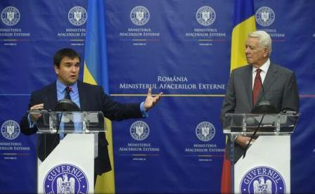 VIDEO: Meleșcanu-Legea Educației din Ucraina-o temă sensibilă; Klimkin-Nimeni nu vrea să închidă nicio școală