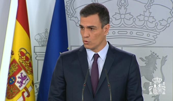 VIDEO: Spania - Alegeri legislative anticipate pentru 28 aprilie, anunțate de premierul Sanchez