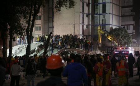 Vedete de la Hollywood se solidarizează cu victimele cutremurului din Mexic