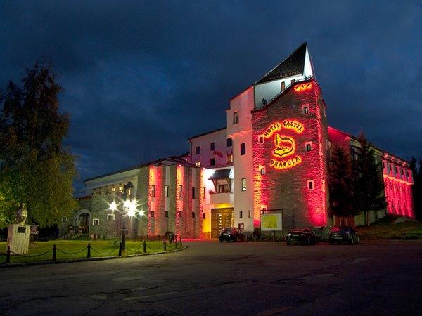 Venden el hotel donde Bram Stoker situó el castillo de Drácula por 7 millones de euros