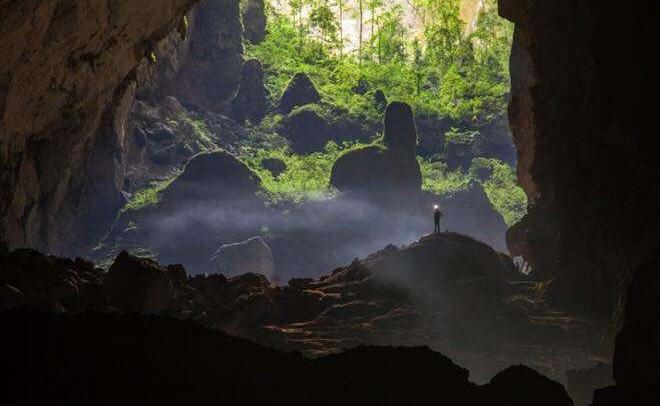 Vietnam: Son Doong, cea mai mare peşteră din lume, ameninţată de proiecte turistice
