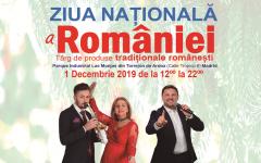 Vino să sărbătorim împreună Ziua Națională a României în Torrejón de Ardoz, Madrid