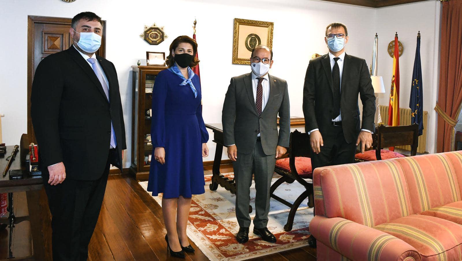 Vizită de lucru a ambasadorului român în Spania, Gabriela Dancău, în regiunea Galicia 5