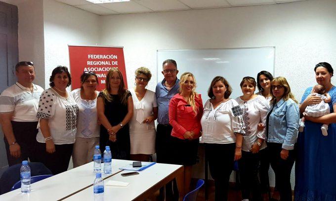 Vizita în Spania a secretarului de stat Lilla Debelka