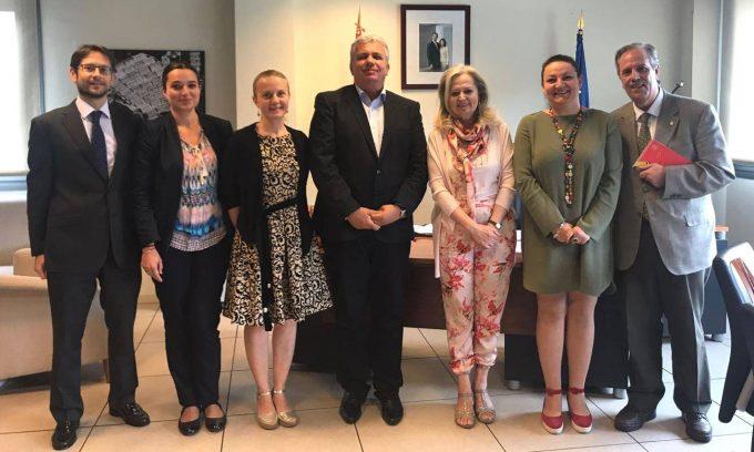 Vizita la Madrid a șefului Inspecției Muncii din România