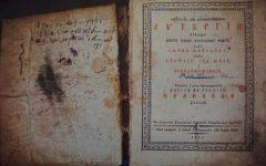 Vrancea: O carte veche de aproape 200 de ani a fost clasată în patrimoniul cultural naţional