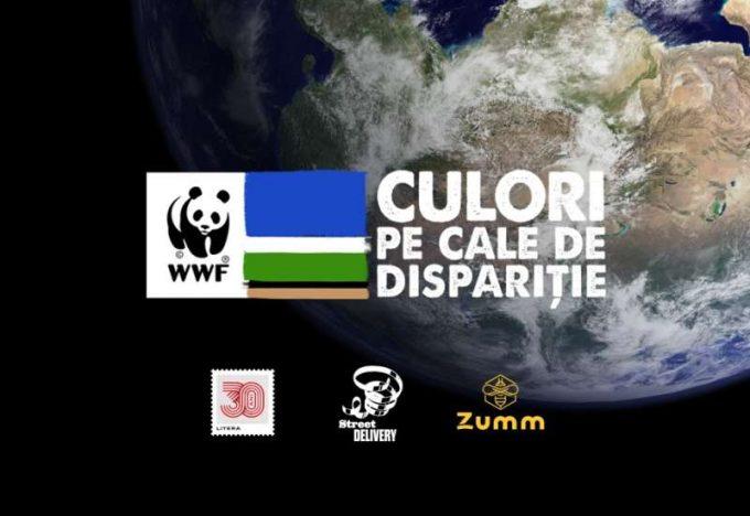WWF lansează #Culoripecalededisparitie - o platformă de implicare pentru protejarea biodiversităţii din România