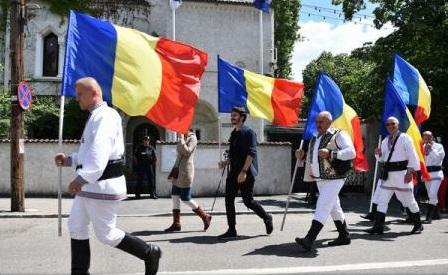 Zeci de persoane au protestat la Ambasada Finlandei față de modul în care este gestionat cazul Camelia Smicală