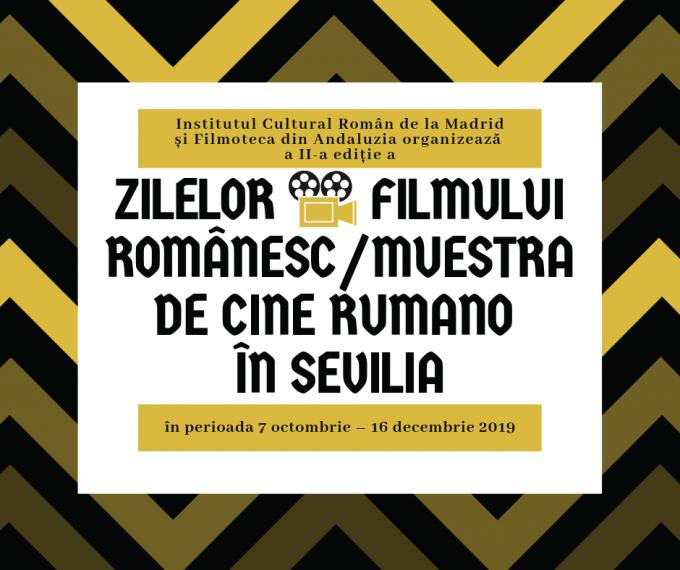 Zilele filmului românesc la Sevilia