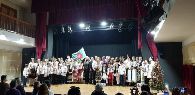 Ziua Națională a României sărbătorită în Quintanar del Rey, provincia Cuenca