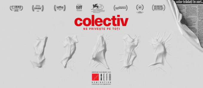 """colectiv"", de Alexander Nanau, desemnat cel mai bun documentar la gala London Critics' Circle Awards"