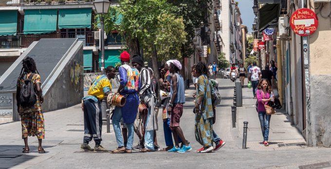 Între 4 şi 5 milioane de străini se află ilegal în Europa (studiu american)
