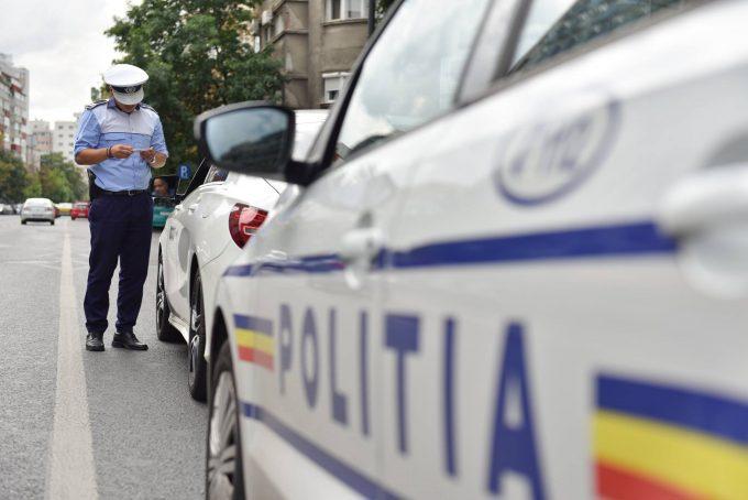 Şoferul maşinii cu număr anti-PSD şi-a recuperat permisul de conducere