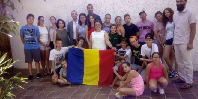 Spațiu spiritual comun în tabara de cultură și spiritualitate românească de la Madrid, Spania